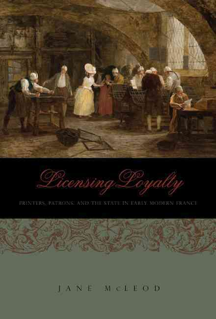 Licensing Loyalty By Mcleod, Jane