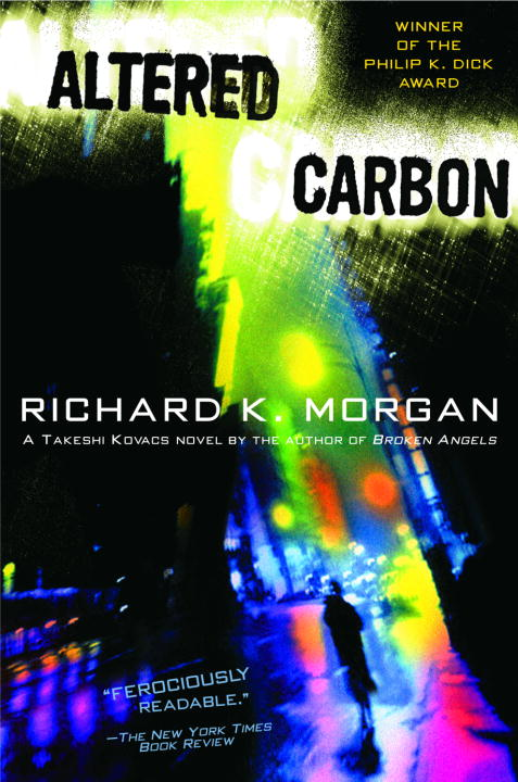 Altered Carbon By Morgan, Richard K.
