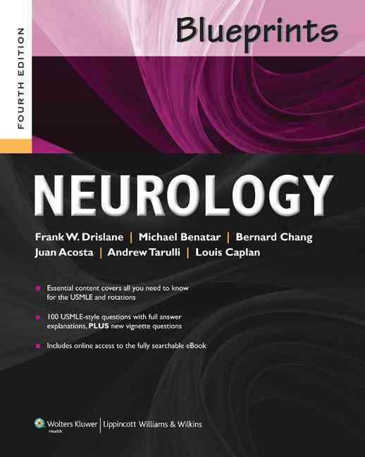 Blueprints Neurology By Drislane, Frank D.